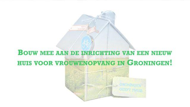 Groningen geeft thuis