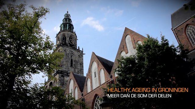 Healthy ageing in Groningen