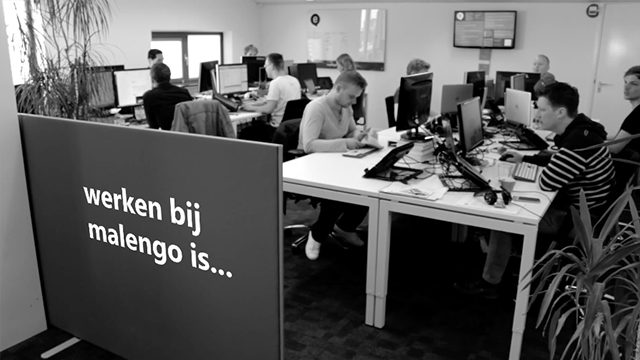 Wervingsvideo ICT-bedrijf