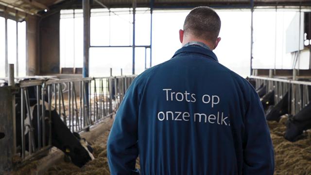 Duurzame melkveehouders